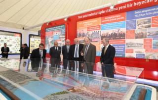İstanbul Büyükşehir Belediyesi ziyaretimiz